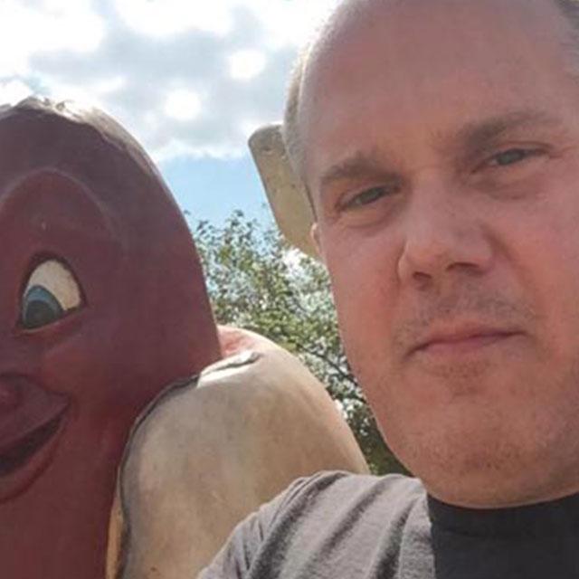 Scott Pobanz director of technology | Boxcar Creative